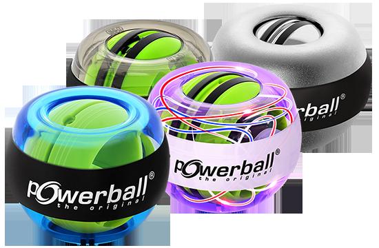 die Powerball Familie